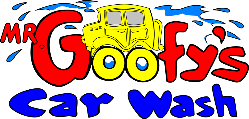 Mr. Goofys Car Wash Logo